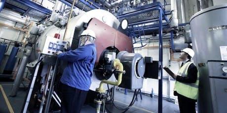 Automatización de Sala de Caldera entradas
