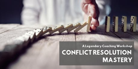 Conflict Resolution Mastery - FALL tickets