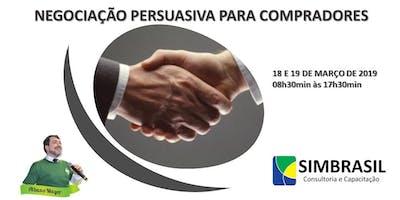 Treinamento Negociação para Compradores