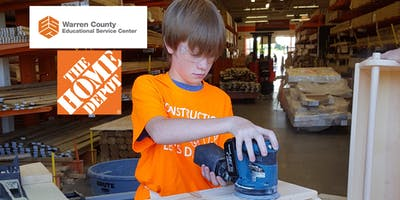 Home Depot Construction Camp - Afternoon