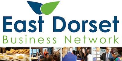 East Dorset Business Network | 8th March 2019 | EDBN Networking Breakfast