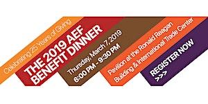 2019 AEF BENEFIT DINNER