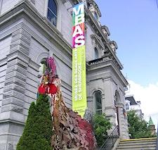 Musée des beaux-arts de Sherbrooke logo