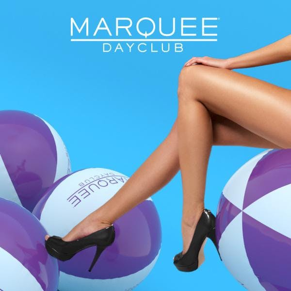 Marquee Day Club Pool Party - 3/22