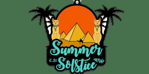 2019 Summer Solstice 6.21 Mile - Ann Arbor