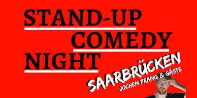 Stand-up Comedy Night Saarbrücken #12