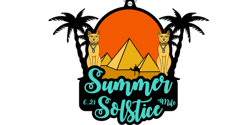 2019 Summer Solstice 6.21 Mile - Minneapolis
