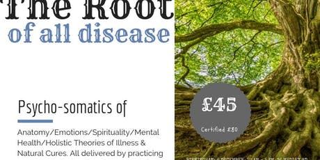 The Root of All Diseases tickets