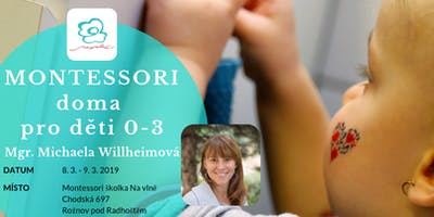 Montessori doma pro děti 0-3