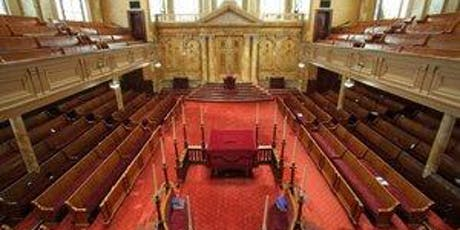Shearith Israel -Tour the Sanctuary of America's First Congregation tickets