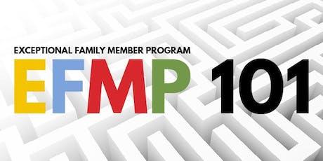EFMP 101 tickets