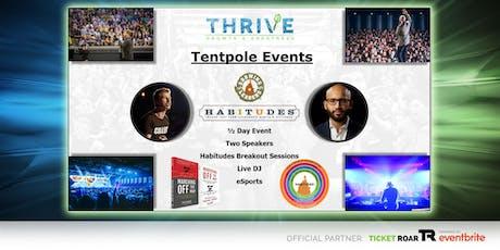 Balfour Thrive Tentpole event – Speaker Series  tickets