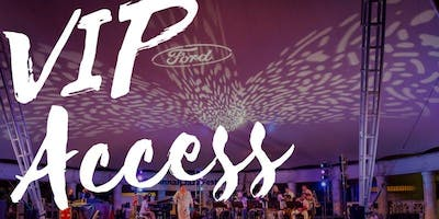 1 - 3 Day VIP Access for Savannah Jazz Festival in Forsyth Park