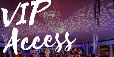 1 - 3 Day VIP Access for Savannah Jazz Festival in Forsyth Park