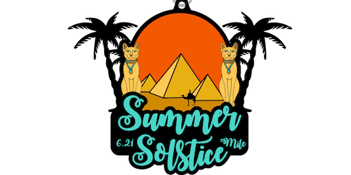 2019 Summer Solstice 6.21 Mile - Knoxville