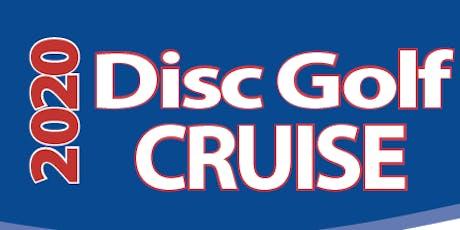 Disc Golf Cruise 2020 tickets