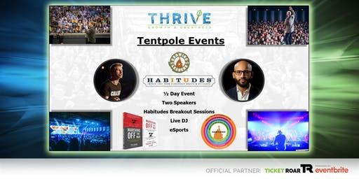 Balfour Thrive Tentpole event – Sponsorship Opportunities
