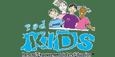 radKIDS 2019: 8-12yrs, July 22nd-26th 11:00am: new & returning students tickets