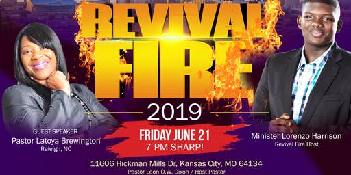 Revival Fire Kansas City