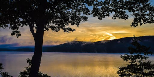 Sunrise on Glimmerglass Photo Excursion