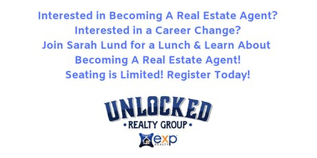 Interested in Becoming a Real Estate Agent? tickets