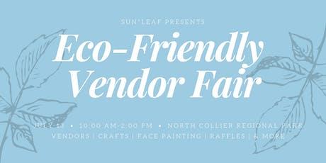 Eco-Friendly Vendor Fair tickets
