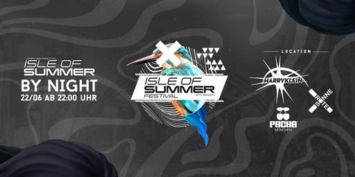 Isle of Summer Festival by Night in 3 Clubs