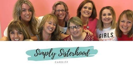 Simply Sisterhood Cardiff - Live November Event tickets