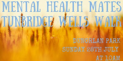 Mental Health Mates Tunbridge Wells Walk