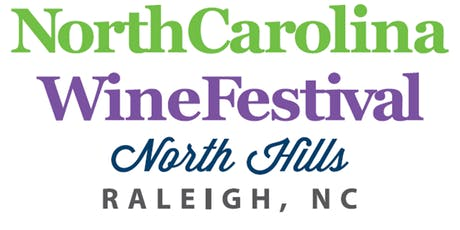 The 5th Annual NC Wine Festival at Coastal Credit Union Midtown Park at North Hills tickets