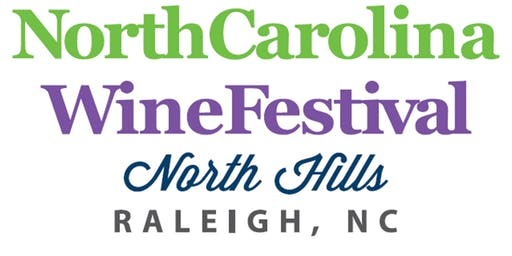 The 5th Annual NC Wine Festival at Coastal Credit Union Midtown Park at North Hills
