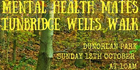 Mental Health Mates Tunbridge Wells Walk tickets