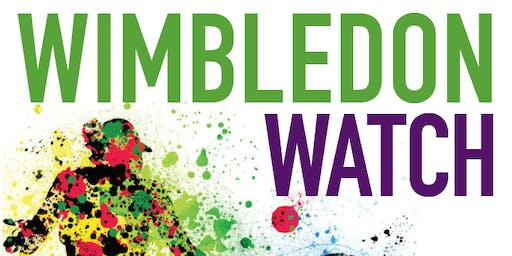 Wimbledon Watch Breakfast and Lunch Buffet
