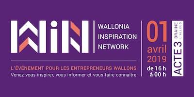 W.I.N. Wallonia Inspiration Network