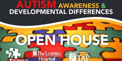 Autism Awareness & Developmental Differences Open House