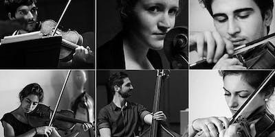 Vrijdagmiddagconcert – Genesis Ensemble