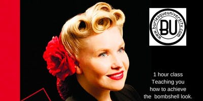 Pin-Up Hairstyling