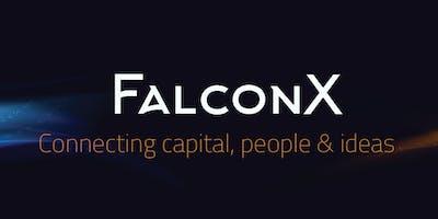 FalconX: Blockchain Demo Day