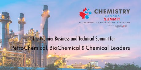 Chemistry Canada Summit & Exhibition 2019 tickets