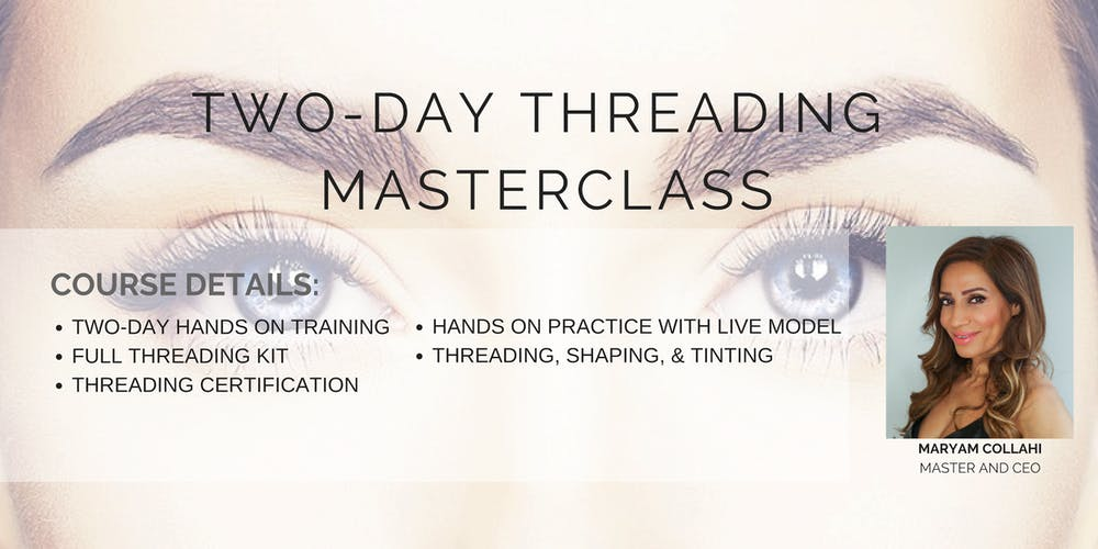 Two Day Threading Masterclass