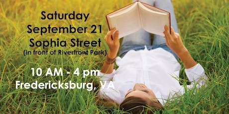 The 4th Annual Fredericksburg Independent Book Festival Author Registration tickets