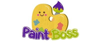 Paint Boss at Memorial City Mall