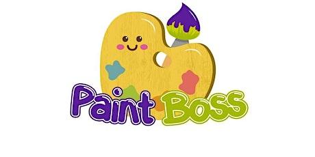Paint Boss at Memorial City Mall tickets