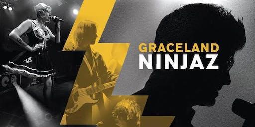 100.3 JACK-FM Presents Graceland Ninjaz - The King of Party Bands