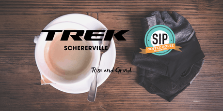 Rise & Grind Ride w/ Sip Coffee House tickets