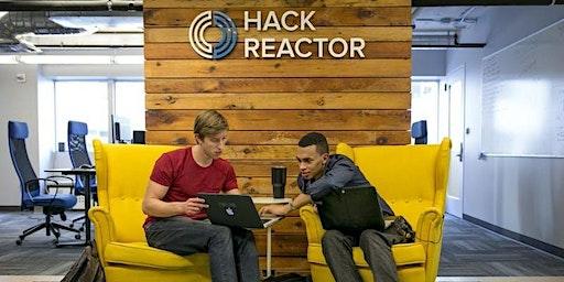 Hack Reactor @ Galvanize NYC: Open House + Tour