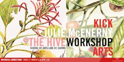 Botanical Connections | Botanical Drawing Workshop with Julie McEnerny