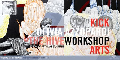 The Fine Art of Drawing | Workshop with Olivia Azzopardi
