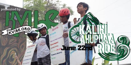 KVIBE's Kalihi Ahupua'a Ride 2019 tickets