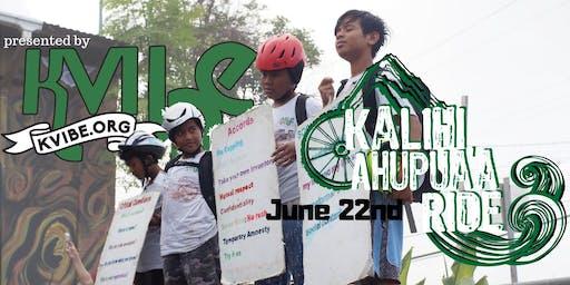KVIBE's Kalihi Ahupua'a Ride 2019